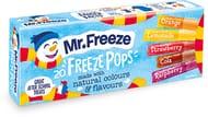 Mr Freeze Freeze Pops 20X45ml