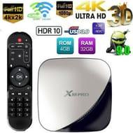 Cheap Smart Android 9.0 TV Box UHD 4K 4GB + 32GB 2.4G / 5G HD Media Player