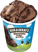 Ben and Jerrys Cookie Dough or Chocolate Fudge Browine 2 for £5 Farmfoods