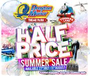 Half Price Drayton Manor & Thomas Land Ticket Sale