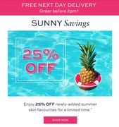 25% off Newly Added