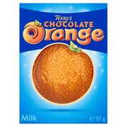 Terry's Chocolate Orange Milk Chocolate Box 157g 2 for £1.50 at ClearanceXL