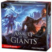 Dungeons & Dragons Assault of the Giants Standard Board Game £21.99 at 365games