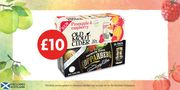 Selected Crates of Cider for Just £10!