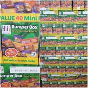 Hills Biscuits Bumper Box (40x3pack Biscuits) BBE 14/9/19