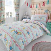 Kids Bedding | Vintage Carousel | On Sale From £17 to £7.99