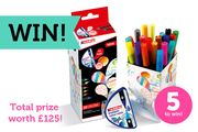 Win a Set of Brush Pens from Edding!