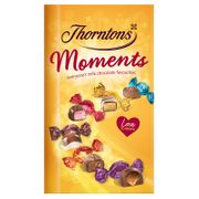 Thornton's Moments 250g Only £2.99 at B&M