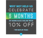 Maplin - 10% off Your next Order