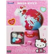 Hello Kitty Rolling World Globe SAVE 88%