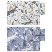 Argos Home Rural Retreat Set of 4 Placemats and Coasters