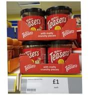 Maltesers Teasers Chocolate Spread 33%off @Heron Foods