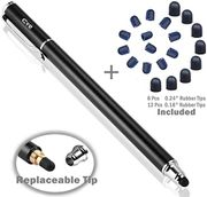 60% off Stylus Pen 2-in-1 Styli Touch Screen Pen/black