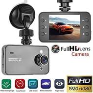 Car Driving Recorder, 720P/1080P Full HD Screen Car DVR Camera Multifunction HD