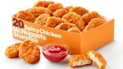 Things Just Got Hot at McDonalds : Spicy Chicken Nuggets Are Coming Soon
