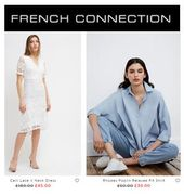 French Connection SALE - up to 75% Off