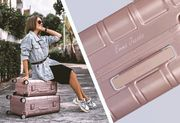 American Tourister - Engrave Your Alumo Suitcase for FREE