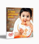 Spend £8 and Get Free Weaning Guide