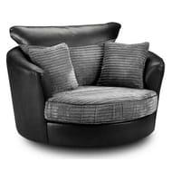 *HALF PRICE* Byron Swivel Chair