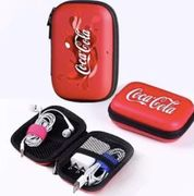 Coca Cola Travel Case - Great for Chargers