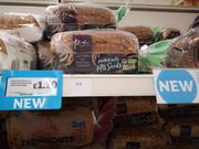 #new bread selection