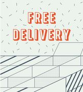 Omg. Free Delivery!