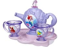Disney Princess Ariel Bubble Blowing Tea Set