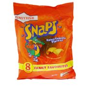 Smiths Snaps Tomato Flavour 6 Pack Only £1.25 at Fulton Foods