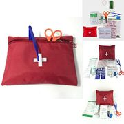 12 Piece Travel First Aid Kit - Save 70%