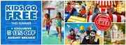 Two Day Legoland Tickets for Family of 4 with 1 Night Hotel Stay