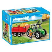 Playmobil 6130 Large Tractor with Trailer