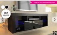 TV Unit with LED Lights - 2 Colours & 2 Sizes