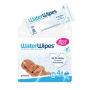 4 Free Packs of Baby Wipes with a £20 Spend