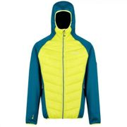 Regatta Men's Andreson Iv Insulated Hooded down Jacket (Size L Only)