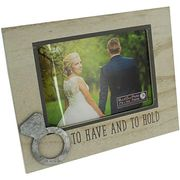 To Have and to Hold Photo Frame - HALF PRICE