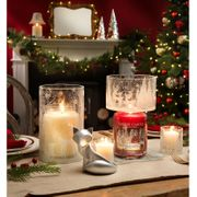 Yankee Candle Silver Fox Votive Holders and Votives
