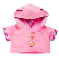 Build a Bear Rain Jacket