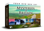 Save 75% Mysteries of Britain 4 DVD Box Set ONLY £1.99 at CLEARANCE XL Sale