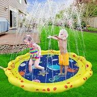 Kids Outdoor Splash Mat