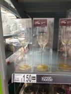Pretty Champagne Flutes Half Price