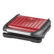 George Foreman Steel Health Grill, Five Portion Grill