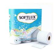 Softlux Extra Quilted Fragranced Toilet Tissue 9 Pack Only £2.49 at ClearanceXL