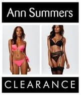 Ann Summers - CLEARANCE