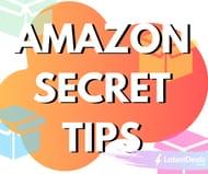Top Amazon Tricks & Secret Pages! (Read Info)