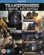 Best Price! Transformers: 5-Movie Collection (Blu-RayTM + Bonus Disc )