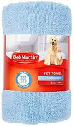 Bob Martin Towels for Dogs Cats Absorbent Microfibre Quick Drying