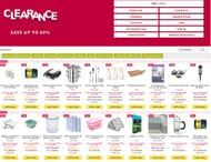 Massive 60% Clearance Sale at Ocado!