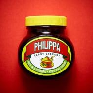 Personalised Marmite Jar Personalised Marmite Jar