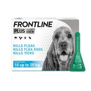 Buy 1 Get 1 Half Price on Frontline plus Spot-On