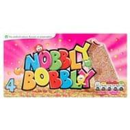 Nestle Nobbly Bobbly Ice Lollies 4 X 70ml